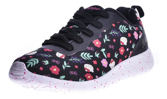Zapatilla Topper Notae Kitty Iv Flower