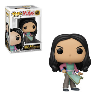 Funko Pop! Disney #638 Mulan Live Mulan Villager