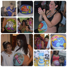 Baby Shower Super Completo, Con Animacion Muy Divertida!