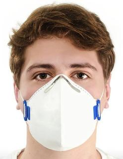 Máscara Proteção Pff2 N95 4 Unidades Anvisa Inmetro