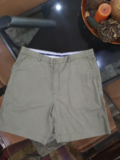 Bermuda Short Pantalon Hombre Verde Tommy Bahama 38 Xl