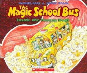 Magic School Bus: Inside The Human Body - Scholastic Kel Edi