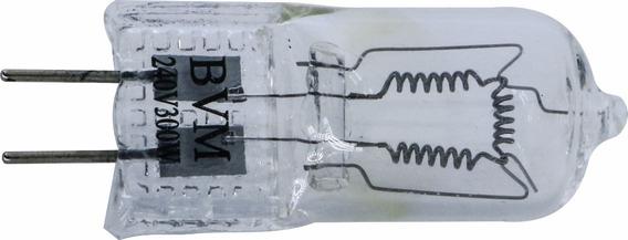 Lâmpada Jc 220v 300w Bi-pino Para Retroprojetor Profissional
