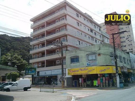 Entrada R$ 43.000,00 + Saldo Super Facilitado, Use Seu Fgts,apartamento No Centro, Mongaguá - Ap0543