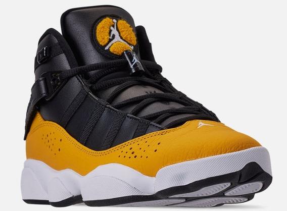 Tenis Air Jordan 6 Rings Basketball Caballero