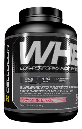 Whey Protein Cellucor 1800g