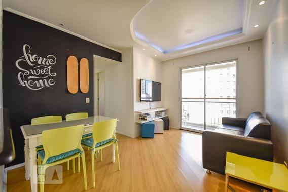 Apartamento No 14º Andar Com 3 Dormitórios E 2 Garagens - Id: 892957451 - 257451