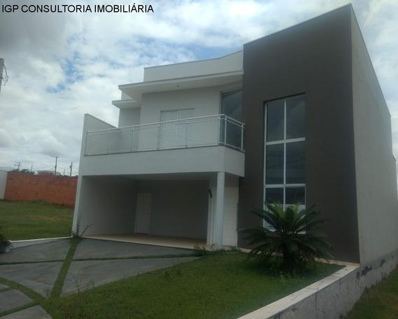 Comprar Sobrado Condomínio Maringa Em Indaiatuba - Ca04119 - 2818184