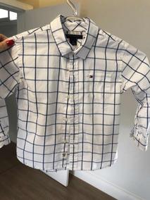 Camisa Social Menino Tommy Hilfiger