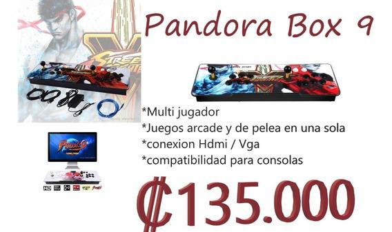 Pandora Box 9