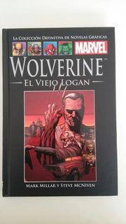 El Viejo Logan N°56 - Marvel Salvat - Los Germanes