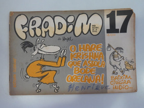 Revista Fradim Nº 17 Henfil - Editora Codecri