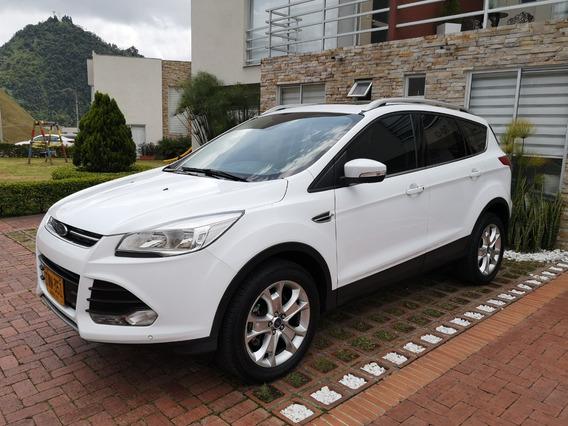 Como Nueva Ford Escape 2016 4x4 Version Titanium Europea