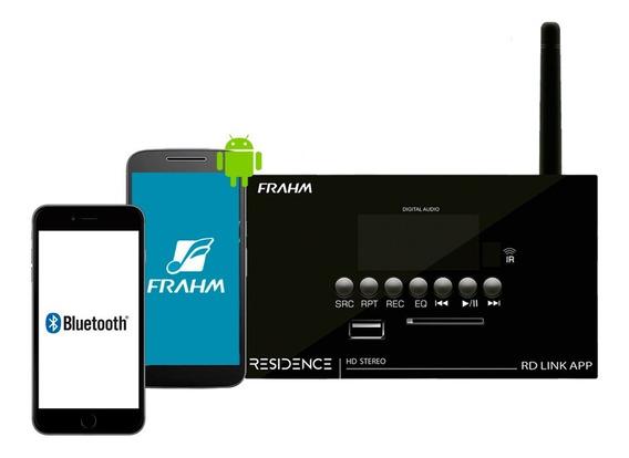 Player Rd Link Frahm Receptor Bluetooth Sd Usb Fm P/ Dvd