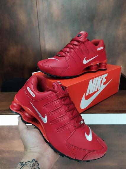 Nike Shox Nz Edição Limitada Original E.u.a Frete Grátis