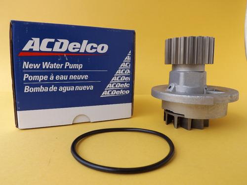 Bomba De Agua Original Acdelco Para Chevrolet Aveo 252-888