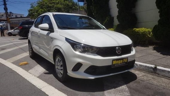 Fiat Argo 1.0 Flex Branco Completo 2019 Documentação Ok