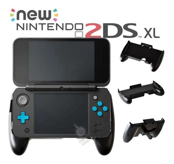 Hand Grip Case De Mão Stand Para New Nintendo 2ds Xl Nfe