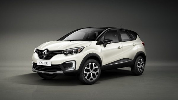Renault Captur 2019 Deh 2.0 Intens At
