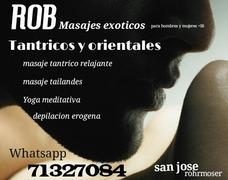 Rob Masajes Tantricos Orientales