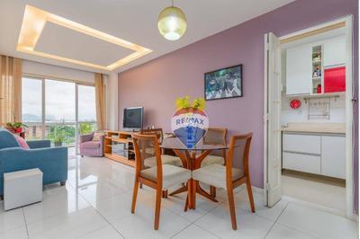 Apartamento Com 3 Dormitórios À Venda, 97 M² Por R$ 534.000 - Barra Bonita - Rio De Janeiro/rj - Ap0186