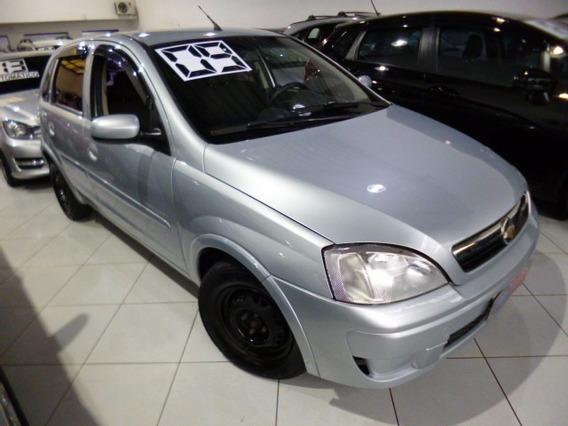 Corsa 1.4 Flex Premium 2009 Prata