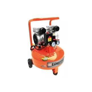 Compresor De Aire 24l Odontolog Lusqtoff Lc-0122 Pintumm