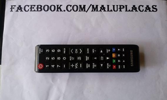 Controle Remoto Tv Samsung Un32j4300 - Divs/model - (ref683)