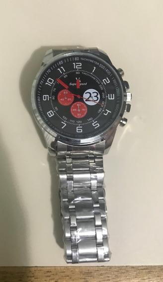 Relógio V6 Super Speed Novo