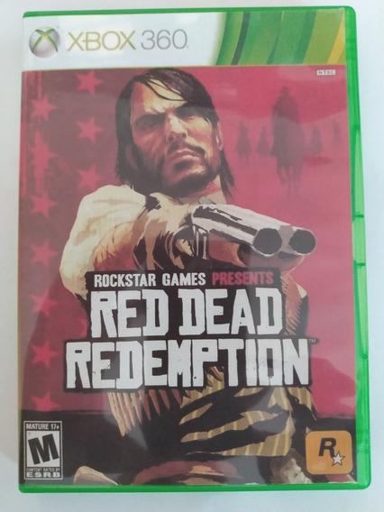 Jogo Xbox 360 - Rede Desde Redemption .