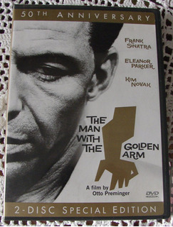 Dvd The Man With The Golden Arm 2 Disc ( Frank Sinatra )