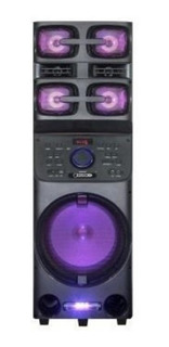 Parlante Portatil Bluetooth Woofer 12in Tweeter 4x3in 1x2in