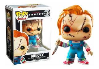 Funko Pop 315 Chucky Terror Colección Envío Gratis Caba