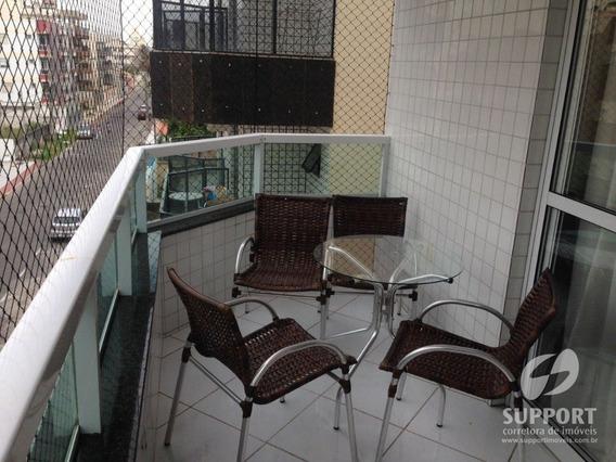 Apartamento De 02 Quartos Na Praia Do Morro - V-1954