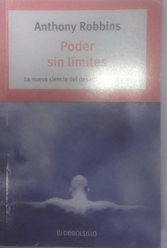 Poder Sin Límites - Anthony Robbins (libro)