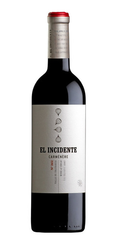 Vino Viu Manent El Incidente Carmenere /bbvinos