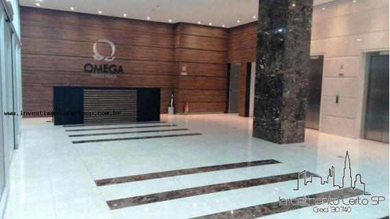 Sala Comercial Para Venda Em Mogi Das Cruzes, Socorro, 1 Vaga - Omega Sal_1-957498
