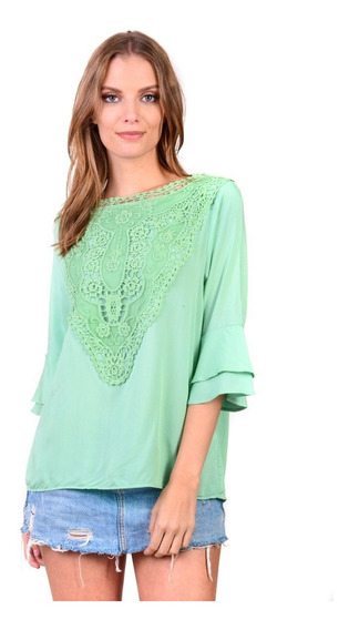 Blusa Capricho Collection Cmf-216