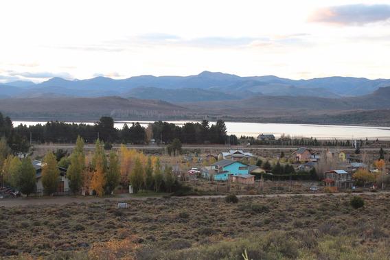 Terreno 1.342 Mts Vista Al Lago En Dina Huapi (bariloche)