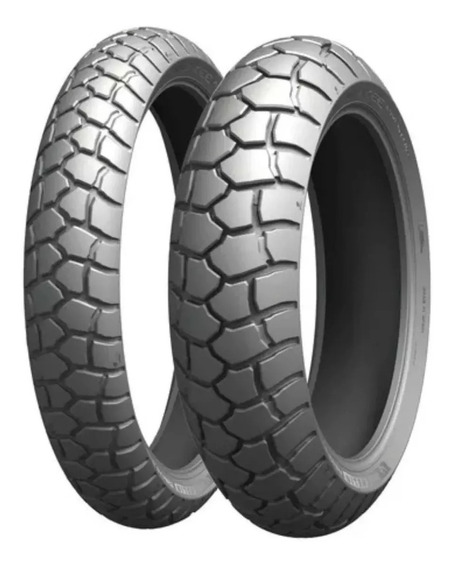 Par Pneu 170/60-17 + 120/70-19 Anakee Adventure Michelin