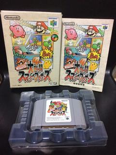 Juego Nintendo 64 Super Smash Bros