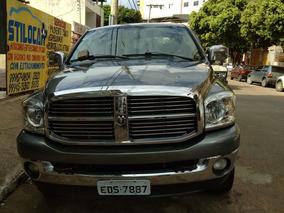 Dodge Ram 2500 5.9 Cab. Dupla 4x4 4p E Camper, So Ram 95mil