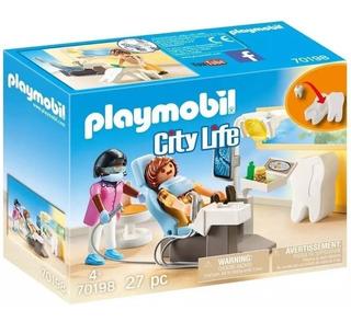 Playmobil 70198 Dentista Original