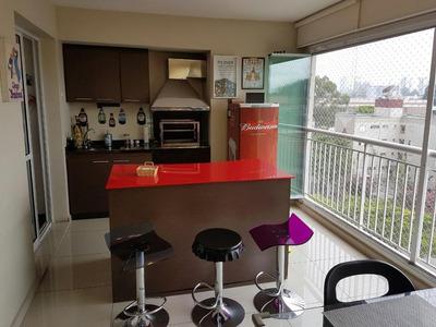 Apartamento Em Jardim Dom Bosco, São Paulo/sp De 130m² 3 Quartos À Venda Por R$ 942.000,00 - Ap180164
