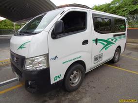 Nissan Urvan Nv 350