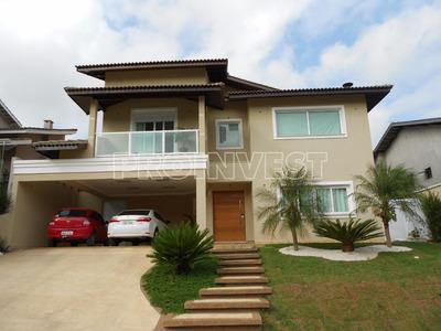 Casa De Alto Padrão À Venda, Condomínio Santa Adélia, Vargem Grande Paulista. - Codigo: Ca13340 - Ca13340