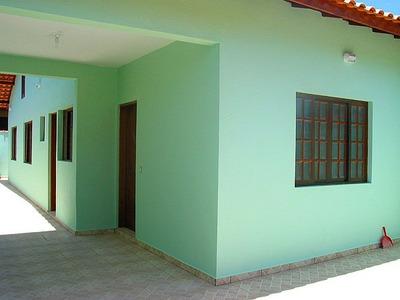 Casa Nova Com 2 Quartos Vila Loty Em Itanhaem