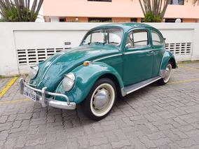 Volkswagen Fusca 1966 1600