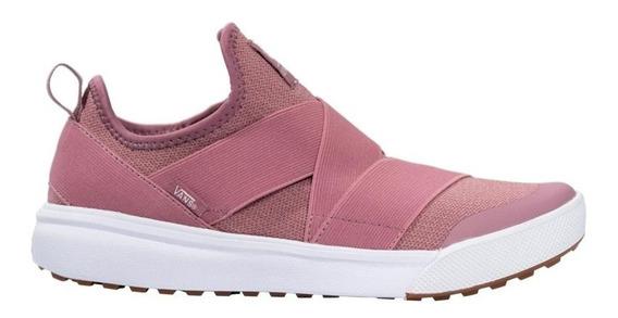 Calzado Vans Ultrarange Gore Slip On Pink Original X Pedido
