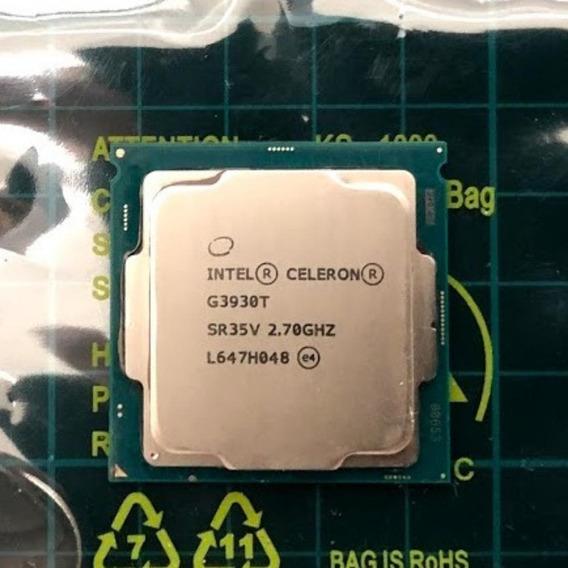 Celeron G3930t Socket 1151 2,7ghz Aprovado No Ipdt E Cooler